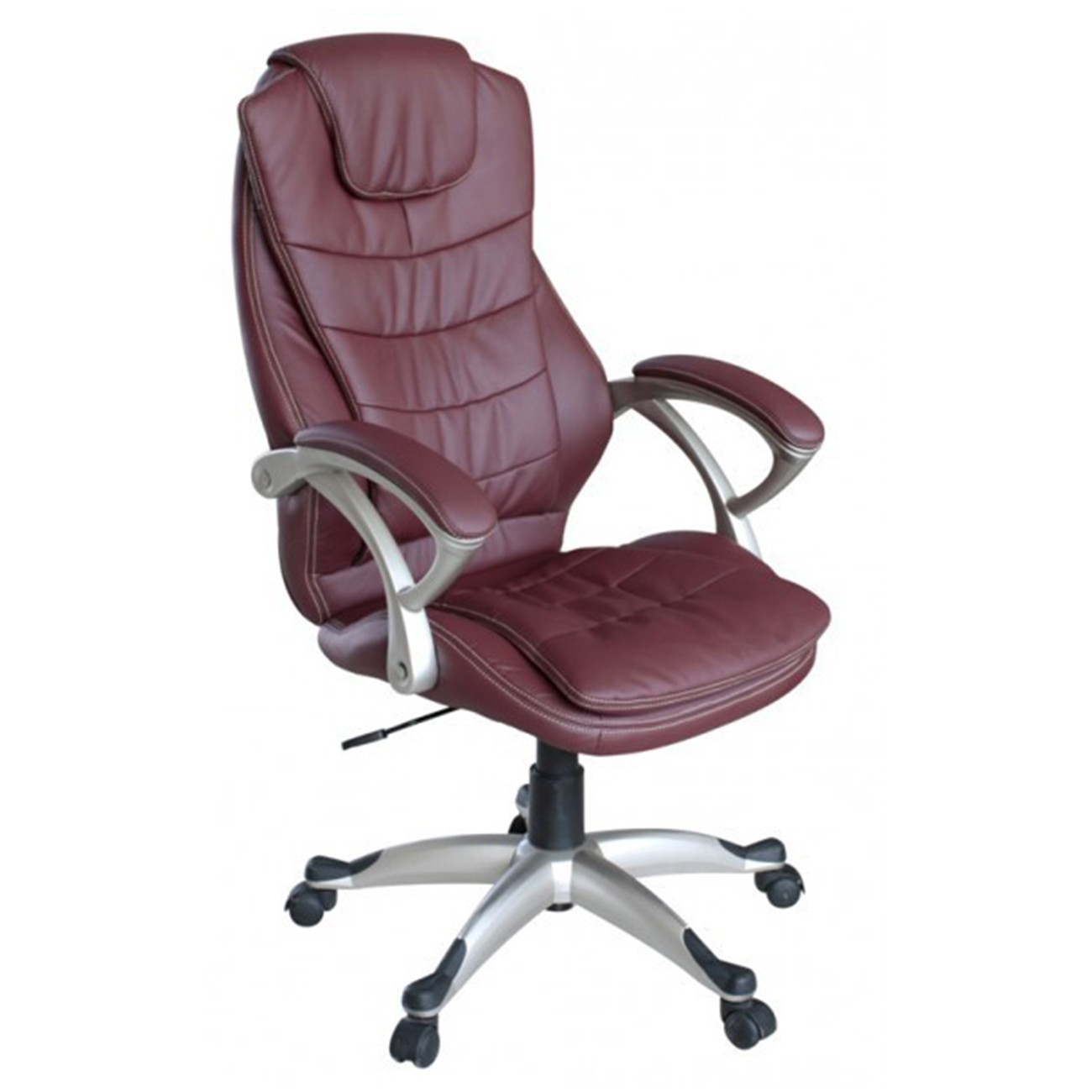 details about office chair executive computer desk adjustable armrest