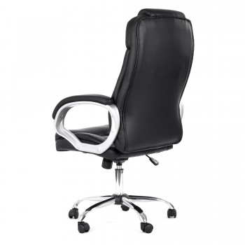 MY SIT Office Chair Milano Faux Leather in Black – Bild 6