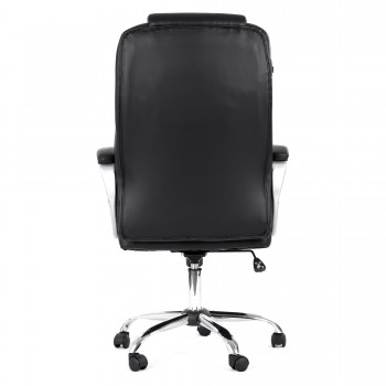 MY SIT Office Chair Milano Faux Leather in Black – Bild 7