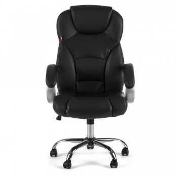 MY SIT Office Chair Amsterdam Faux Leather in Black – Bild 2