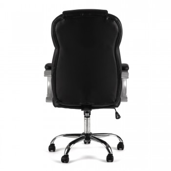 MY SIT Office Chair Amsterdam Faux Leather in Black – Bild 5