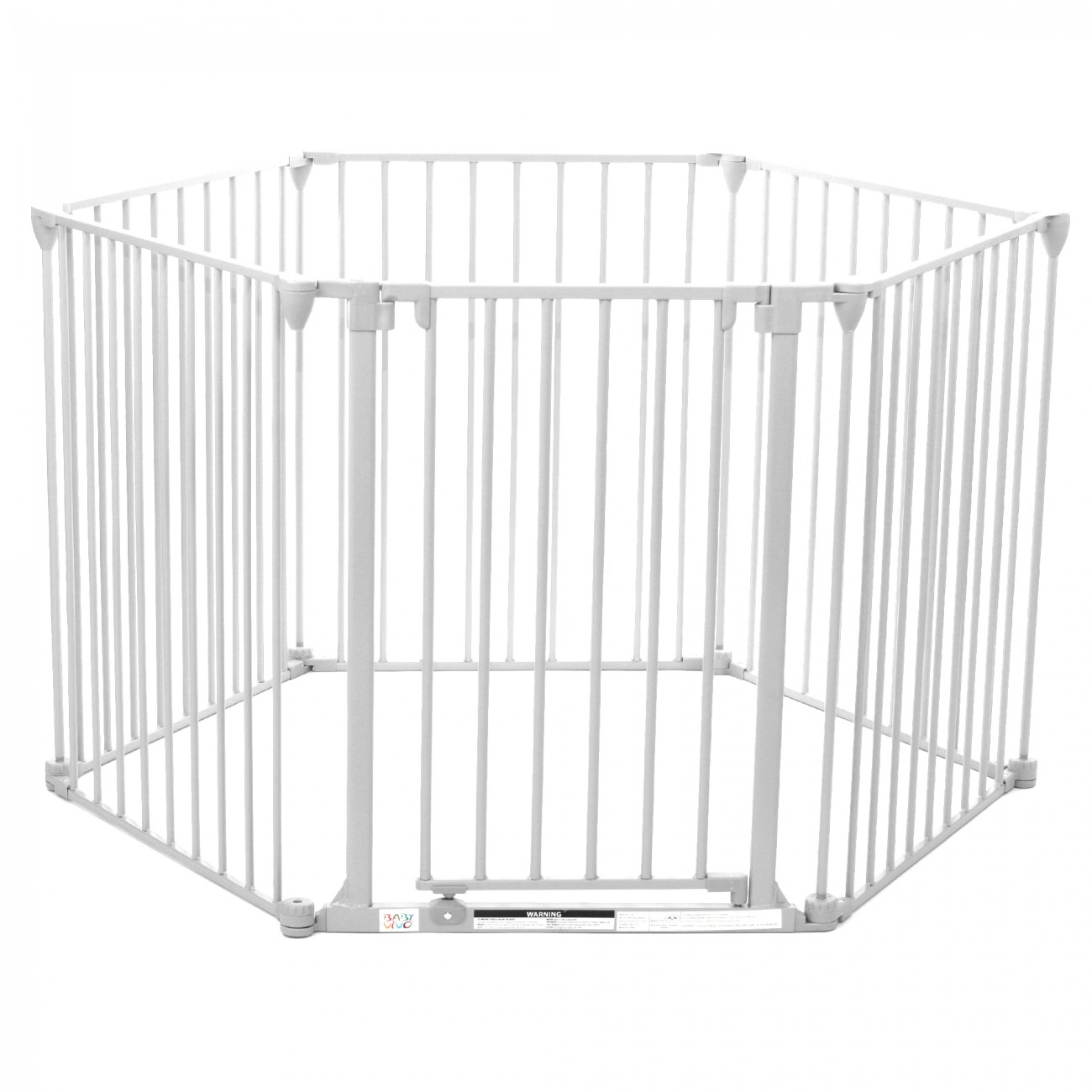 Barri re pare feu grille de chemin e parc en m tal securit enfant escaliers ebay - Barriere de securite cheminee ...