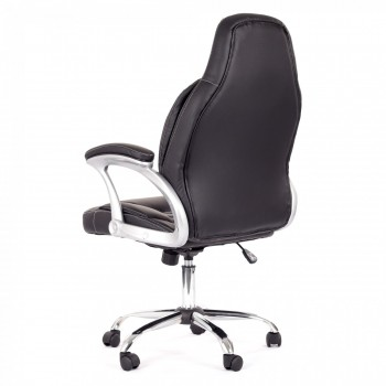 MY SIT Office Chair Venecia Faux Leather in Black – Bild 5