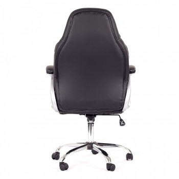 MY SIT Office Chair Venecia Faux Leather in Black – Bild 6