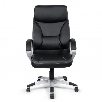 MY SIT Office Chair Bora Bora Faux Leather in Black  – Bild 2