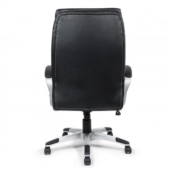 MY SIT Office Chair Bora Bora Faux Leather in Black  – Bild 6