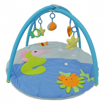 "Baby Vivo Baby Play Mat ""Seaworld"" – Bild 1"