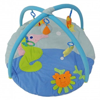 "Baby Vivo Baby Play Mat ""Seaworld"" – Bild 2"