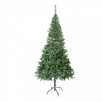 Artificial Christmas tree 180 cm PVC – Bild 1
