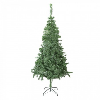 Artificial Christmas Tree 210 cm PVC – Bild 1