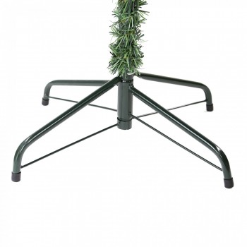Artificial Christmas Tree 210 cm PVC – Bild 3