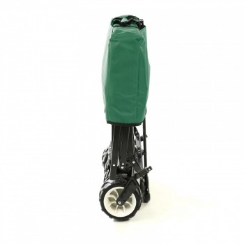 SAMAX Foldable Hand Cart Offroad - Green – Bild 10