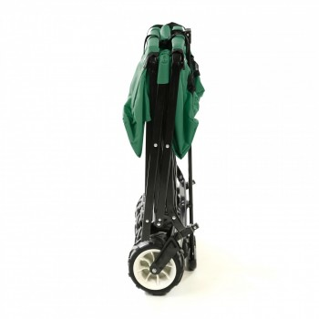 SAMAX Foldable Hand Cart Offroad - Green – Bild 8
