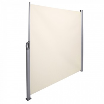 Strattore Extendable Side Awning / Screen 180 x 300 cm creme – Bild 1