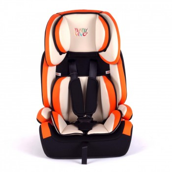 BABY VIVO Car Seat for Children TOM from 9-36 kg - Group 1+2+3 – Bild 13