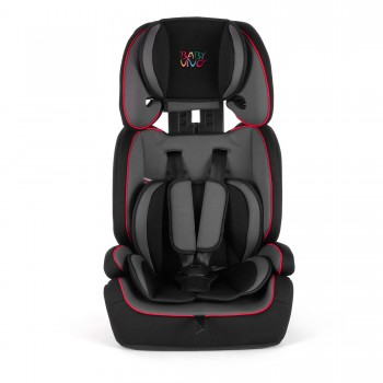 BABY VIVO Car Seat for Children TOM from 9-36 kg - Group 1+2+3 – Bild 3