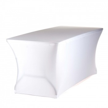 Strattore Table Cover 80 x 180 cm white