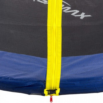SAMAX Trampoline 3.66 m (12 ft) Safety Net in Blue – Bild 3