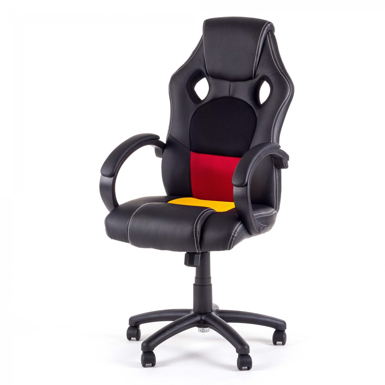 MY SIT Office Chair Racing PU Germany Fan Edition V8 Office
