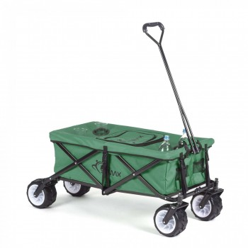 SAMAX Foldable Hand Cart Offroad Cool - Green – Bild 3