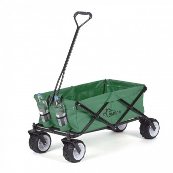 SAMAX Foldable Hand Cart Offroad Cool - Green – Bild 6