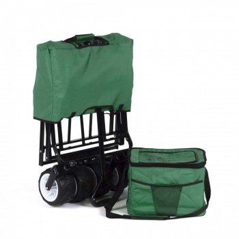 SAMAX Foldable Hand Cart Offroad Cool - Green – Bild 9