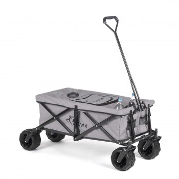 SAMAX Foldable Hand Cart Offroad Cool - Grey – Bild 3