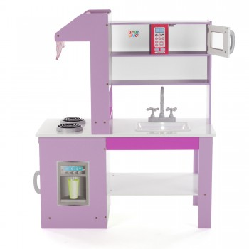 Baby Vivo - Wooden Play Kitchen for Children - Emma – Bild 3