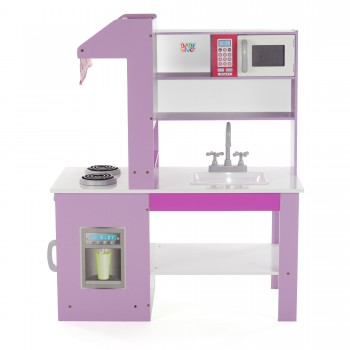 Baby Vivo - Wooden Play Kitchen for Children - Emma – Bild 2