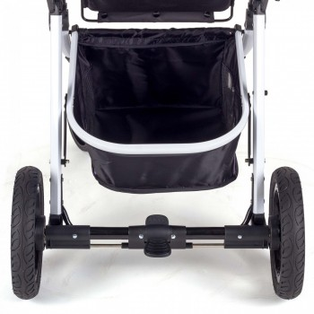 BABY VIVO Kinderwagen 2in1 Kombination – Bild 8