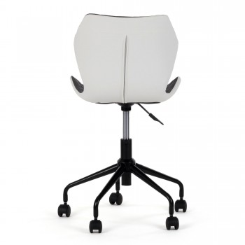 MY SIT Office Chair adjustable Stool INO Grey/White – Bild 6