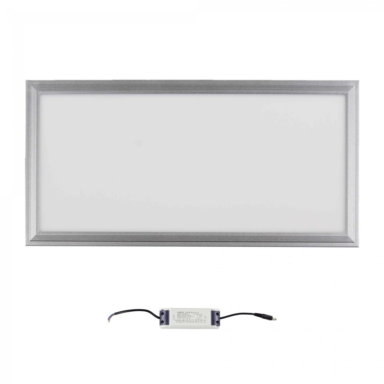 maxcraft led panel light slim 24w 300 x 600 x 15 mm cool. Black Bedroom Furniture Sets. Home Design Ideas