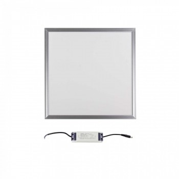 MAXCRAFT LED panel spotlight slim 36 watts dimensions: 595x595x15 mm cool white – Bild 2