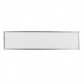MAXCRAFT LED panel spotlight slim 36 watts dimensions: 1200x300x15 mm cool white – Bild 1