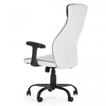 MY SIT Office Chair Samoa Faux Leather in White – Bild 5