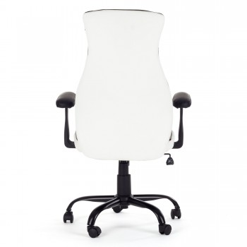 MY SIT Office Chair Samoa Faux Leather in White – Bild 6