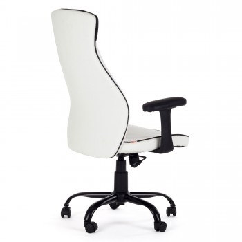 MY SIT Office Chair Samoa Faux Leather in White – Bild 7