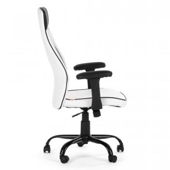 MY SIT Office Chair Samoa Faux Leather in White – Bild 8