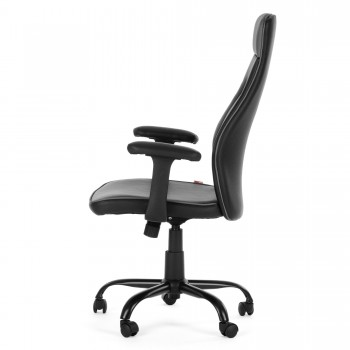 MY SIT Office Chair Samoa Faux Leather in Black – Bild 4
