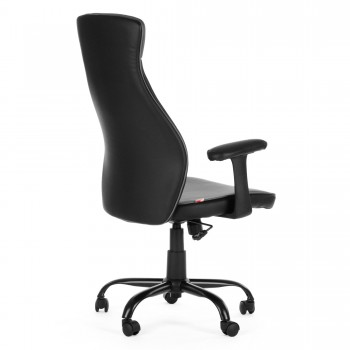 MY SIT Office Chair Samoa Faux Leather in Black – Bild 7