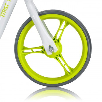 Baby Vivo Children Balance Bike in Green - 12 inch – Bild 6