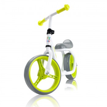 Baby Vivo Children Balance Bike in Green - 12 inch – Bild 5