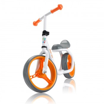 Baby Vivo Children Balance Bike in Orange - 12 inch – Bild 5