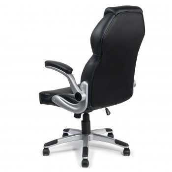 MY SIT Office Chair Montreal Faux Leather in Black – Bild 8