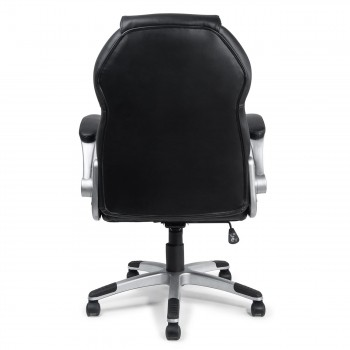 MY SIT Office Chair Montreal Faux Leather in Black – Bild 7