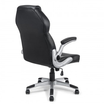 MY SIT Office Chair Montreal Faux Leather in Black – Bild 6