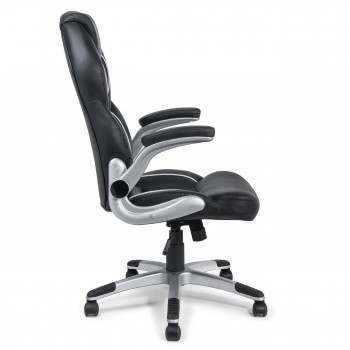 MY SIT Office Chair Montreal Faux Leather in Black – Bild 5