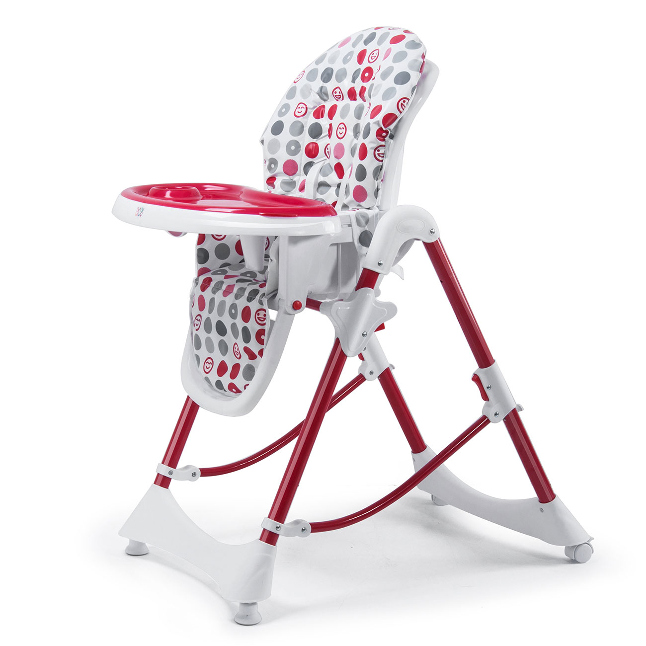 BABY VIVO Baby High Chair Infant Feeding Seat Tippy in