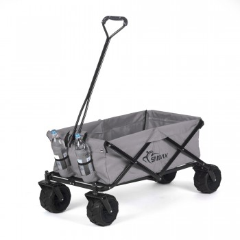 SAMAX Chariot de Transport à Main offroad cool Pliante - Black Edition – Bild 17
