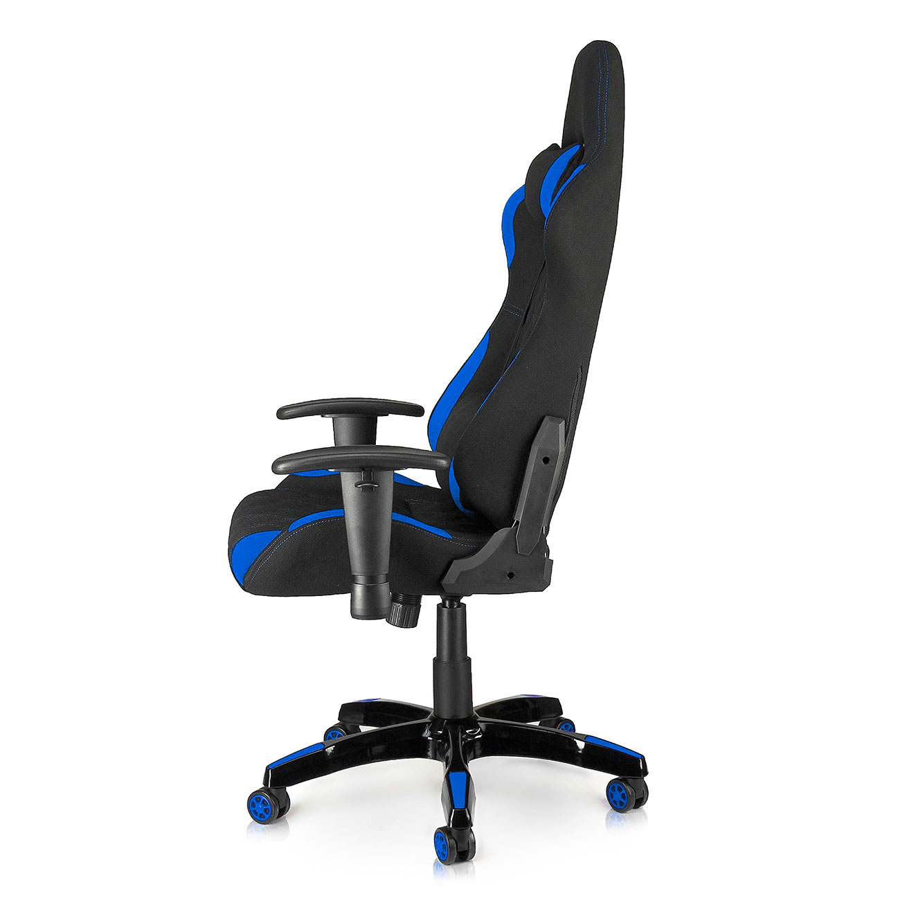 my sit chaise de bureau fauteuil si ge racing blue racer bureau chaises racing. Black Bedroom Furniture Sets. Home Design Ideas